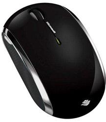 【クリックで詳細表示】Wireless Mobile Mouse 6000 Piano Black (ワイヤレスモバイルマウス6000/ピアノブラック)