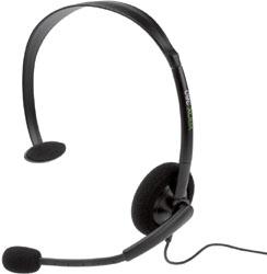 【純正】Xbox 360 ヘッドセット(リキッド ブラック)【Xbox360】 [P5F-00004]