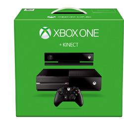 Xbox One + Kinect (エックスボックスワンキネクト)  [ゲーム機本体]