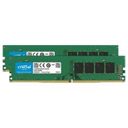 CFD Seleciton Standardモデル DDR4-3200 (PC4-25600 CL22) デスクトップ用メモリ 288pin DIMM 16GB 2枚組 W4U3200CM-16G