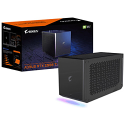 GIGABYTE NVIDIA GeForce RTX2080Ti 搭載 外付けVGA BOX GV-N208TIXEB-11GC GV-N208TIXEB-11GC