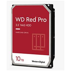 内蔵HDD SATA接続 WD Red Pro(NAS)  WD102KFBX [3.5インチ /10TB]