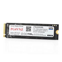内蔵SSD PCI-Express接続 CFD Gamingモデル  CSSD-M2M2TPG4VNZ [M.2 /2TB]