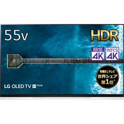 有機ELテレビ LG  OLED55E9PJA [55V型 /4K対応 /BS・CS 4Kチューナー内蔵 /YouTube対応]