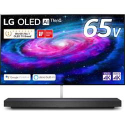 有機ELテレビ  OLED65WXPJA OLED65WXPJA [65V型 /4K対応 /BS・CS 4Kチューナー内蔵 /YouTube対応]