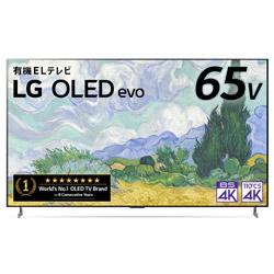 有機ELテレビ   OLED65G1PJA [65V型 /4K対応 /BS・CS 4Kチューナー内蔵 /YouTube対応 /Bluetooth対応]