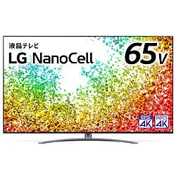 液晶テレビ   65NANO96JPA [65V型 /8K対応 /BS 8Kチューナー内蔵 /YouTube対応 /Bluetooth対応]