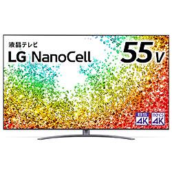 液晶テレビ   55NANO96JPA [65V型 /8K対応 /BS 8Kチューナー内蔵 /YouTube対応 /Bluetooth対応]