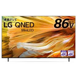 液晶テレビ   86QNED90JPA [86V型 /4K対応 /BS・CS 4Kチューナー内蔵 /YouTube対応 /Bluetooth対応]