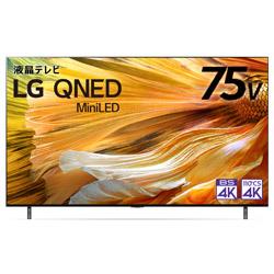 液晶テレビ   75QNED90JPA [75V型 /4K対応 /BS・CS 4Kチューナー内蔵 /YouTube対応 /Bluetooth対応]