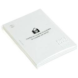 〔ポストカード〕 無地 BASIS [はがきサイズ /50枚] ナチュラルホワイト 0001-PC2-A-02