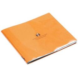 MateriaアルバムS(オレンジ)MAT-PS-04
