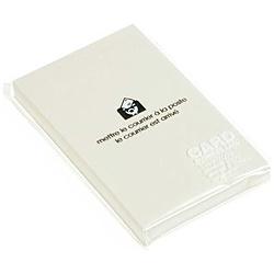 〔ビジネスカード〕 PASTEL [名刺サイズ /50枚] アイボリー 0001-PRNBC-P-08