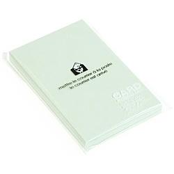 〔ビジネスカード〕 PASTEL [名刺サイズ /50枚] ワカクサ 0001-PRNBC-P-05