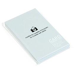 〔ビジネスカード〕 PASTEL [名刺サイズ /50枚] アジサイ 0001-PRNBC-P-07
