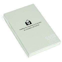 〔カード封筒〕 PASTEL [名刺サイズ適応 /20枚] ワカクサ 0001-ENYBC-P-05