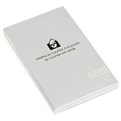 〔カード封筒〕 PASTEL [名刺サイズ適応 /20枚] アジサイ 0001-ENYBC-P-07