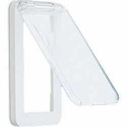保護カバー付スイッチプレート(1連用・ホワイト) WTC7951W