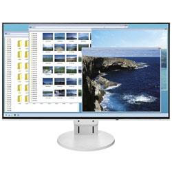 EIZO(ナナオ) FlexScan EV2451-RWT(ホワイト) 23.8型LEDバックライト搭載液晶モニター [1920×1080/IPS/DisplayPort・HDMI・DVI-D/非光沢]