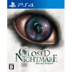〔中古〕 CLOSED NIGHTMARE(クローズド・ナイトメア)【PS4】