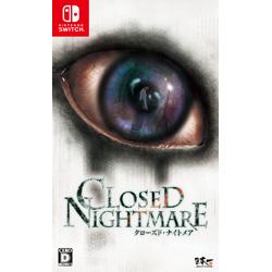 [Used] CLOSED NIGHTMARE (closed Nightmare) [Switch]
