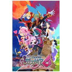 日本一ソフトウェア 魔界戦記ディスガイア6 初回限定版 【PS4ゲームソフト】