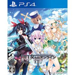コンパイルハート 【在庫限り】 四女神オンライン CYBER DIMENSION NEPTUNE 通常版 【PS4ゲームソフト】