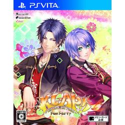 KLAP!! 〜Kind Love And Punish〜 Fun Party 通常版 【PS Vitaゲームソフト】