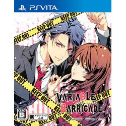 VARIABLE BARRICADE (バリアブル バリケード) 通常版 【PS Vitaゲームソフト】