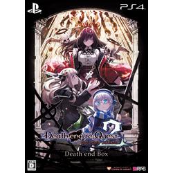 コンパイルハート Death end re;Quest2 Death end BOX 【PS4ゲームソフト】