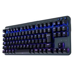 ゲーミングキーボード miniSTREAK Silent Red JP ブラック KB0002-027 [USB /有線]