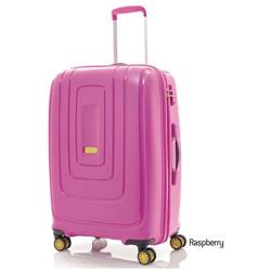 アメリカンツーリスター アメリカンツーリスター TSAロック搭載スーツケースLightrax Sサイズ 34L ラズベリー AD880001 H03
