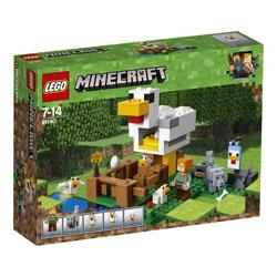 LEGO(レゴ) 21140 マインクラフト ニワトリ小屋