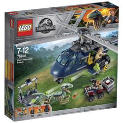 レゴジャパン LEGO(レゴ) 75928 ジュラシック・ワールド ブルーのヘリコプター追跡