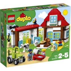 レゴジャパン LEGO(レゴ) 10869 デュプロ たのしいぼくじょう