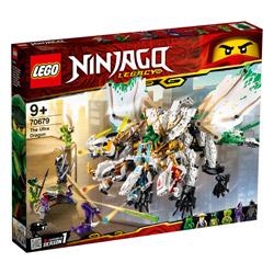 ニンジャゴー 70679 究極のウルトラ・ドラゴン:アルティメルス