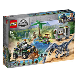 レゴジャパン LEGO 75935 ジュラシック・ワールド バリオニクスの対決トレジャーハント
