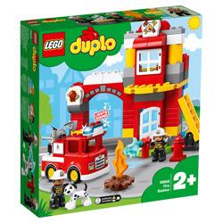 レゴジャパン LEGO(レゴ) 10903 デュプロ 光る!鳴る!消防車と消防署