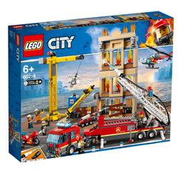 レゴジャパン LEGO(レゴ) 60216 シティ レゴシティの消防隊