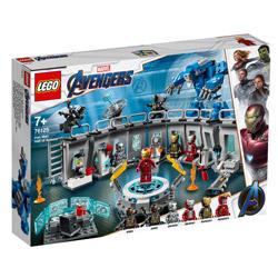 レゴジャパン LEGO(レゴ) 76125 マーベル アイアンマンのホール・オブ・アーマー