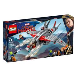 レゴジャパン LEGO(レゴ) 76127 スーパーヒーローズ キャプテン・マーベルとスクラルの襲撃