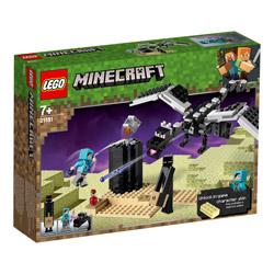 レゴジャパン LEGO(レゴ) 21151 マインクラフト 最後の戦い