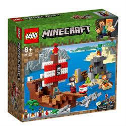 LEGO(レゴ) 21152 マインクラフト 海賊船の冒険