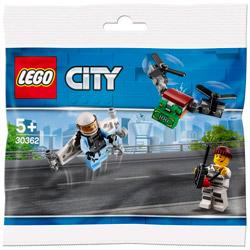 【在庫限り】 LEGO(レゴ) 30362 レゴシティ スカイポリス ミニセット