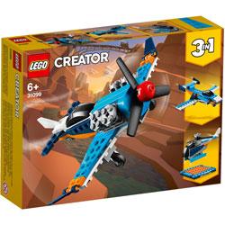 レゴジャパン 31099 クリエーター プロペラ飛行機