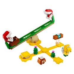 LEGO(レゴ) 71365 スーパーマリオ パックンフラワーのバランスチャレンジ