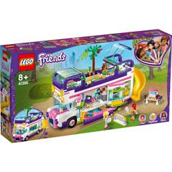 レゴジャパン 41395 フレンズ フレンズのうきうきハッピー・バス