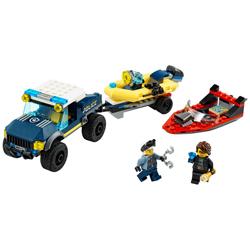 LEGO(レゴ) 60272 シティ エリートポリス ボートでの護送