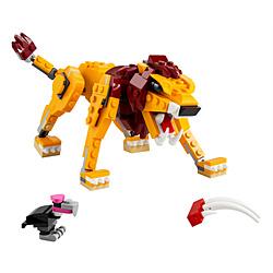 LEGO(レゴ) 31112 クリエイター ワイルドライオン