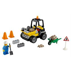 LEGO(レゴ) 60284 シティ 道路工事用トラック